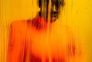 Orange Yellow Black