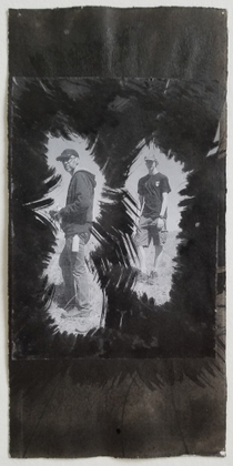 Untitled 1 (from series Father and Son.)