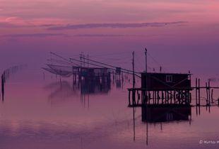 Comacchio Sunset