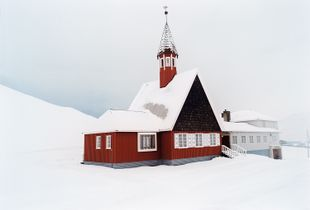 Svalbard Church, Longyearbyen, 2017