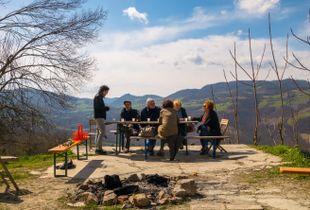 Val Samoggia, March 20, 2016