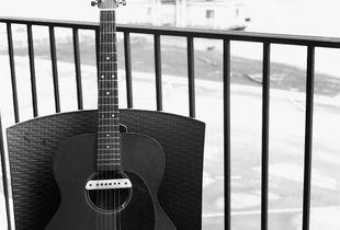 River Guitar