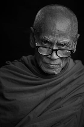 Monk/Teacher,  Chaing Mai, Thailand