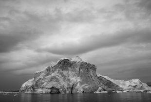 Iceberg en mer de Baffin