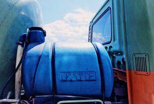 Cement Truck, Mitaka