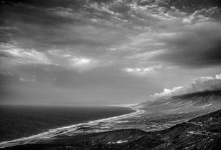 Bay of Cofete - Villa winter
