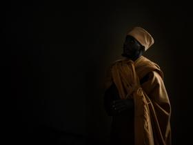 Ethiopian Orthodox Church Monk, Tana Lake