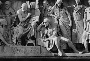 Homer, Shakespeare, Milton, Goethe, London, 1982
