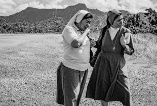 Bolivian Nuns