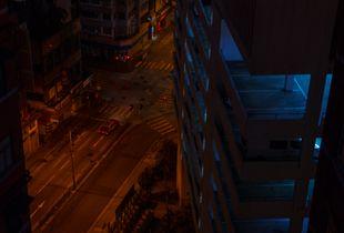 Kowloon - Dawn