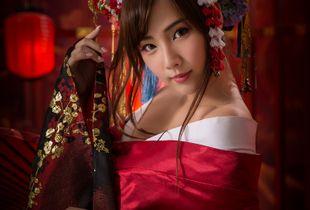 The Beautiful Geisha