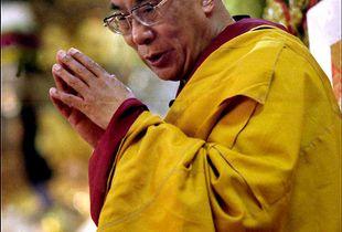 The dalai Lamma