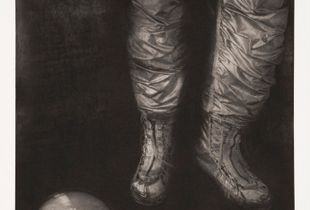 Boots and Helmut - Mercury Suit