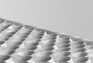 graphic architecture - repetition