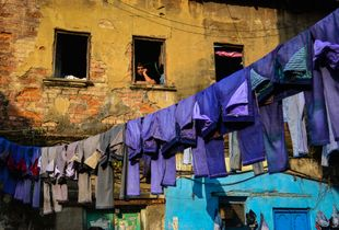 Laundry musings