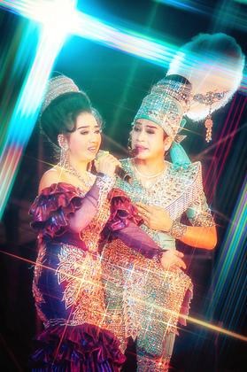 Likay performers