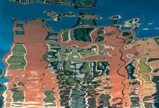 Canal Abstract