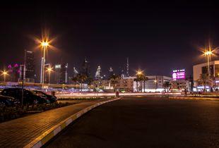 2nd of december roundabout at satwa dubai uae
