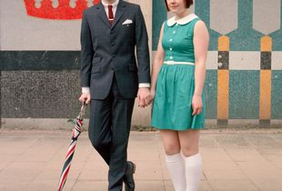 From the Series, Mod Couples © Carlotta Cardana