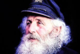 Sea Captain / Connecticut Portraits