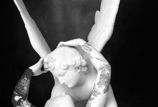 Amore Psiche, Canova 1795