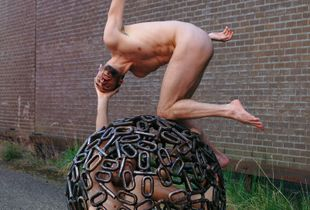 Binary sphere alley