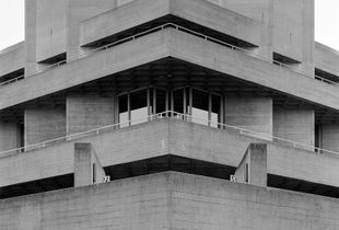 Geometry + Geology: National Theatre