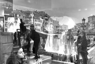 Venice on reflection 1