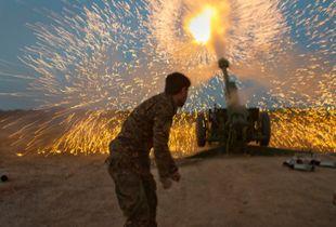 War in Iraq / Bashir Liberation Operation