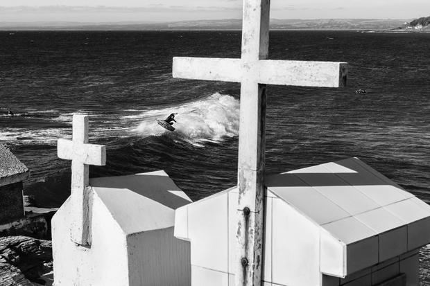 Surf and destroy