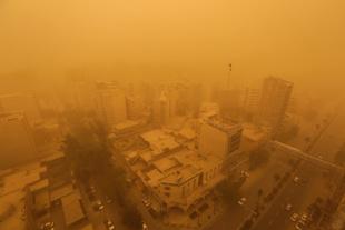 Dust Invasion