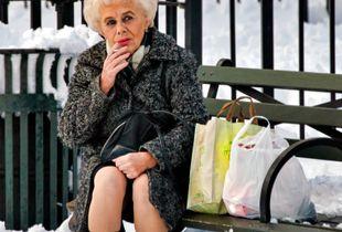 Fashionista Lady