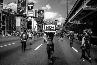 One Hundred-No more Dictatorship