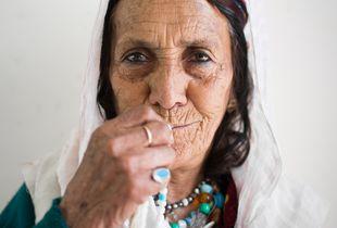Woman Hunza