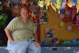 Carnival Vendor