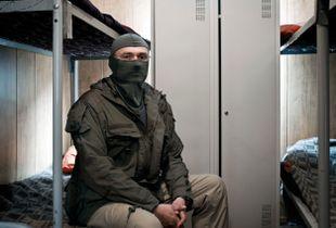 1. The Azov Battalion. Right wing nationalists in Ukraine.