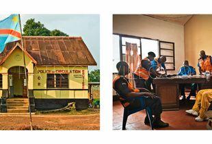 © Patrick Willocq - Road traffic police, 27 abenue Mobutu