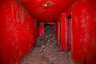 Demolition Site 01 Inside