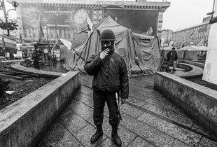 Maidan Conflict, Ukraine, 2014