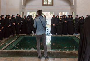 Visite guidée à Kashan-Iran