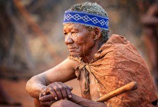 Elder from Xai Xai