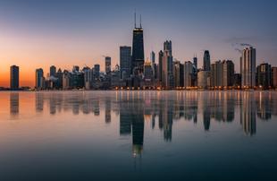Chicago on ice