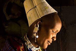 Naita, Maasai Chief's Wife