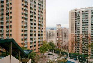 Sherbet Housing, Hong Kong, China.