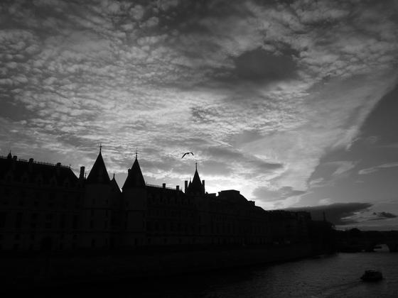 Paris and october