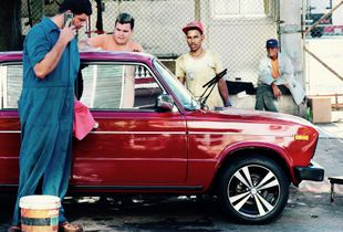 Cuba Kaleidoscope 1. Car Wash