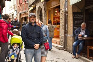 Carcassonne. Street photo