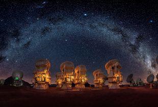 ALMA Observatory Chile