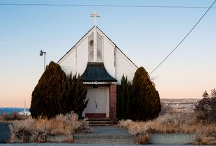 Old Church Soap Lake Washington