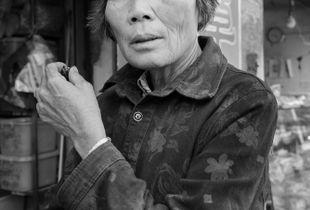 Herb Seller, Guilin , China